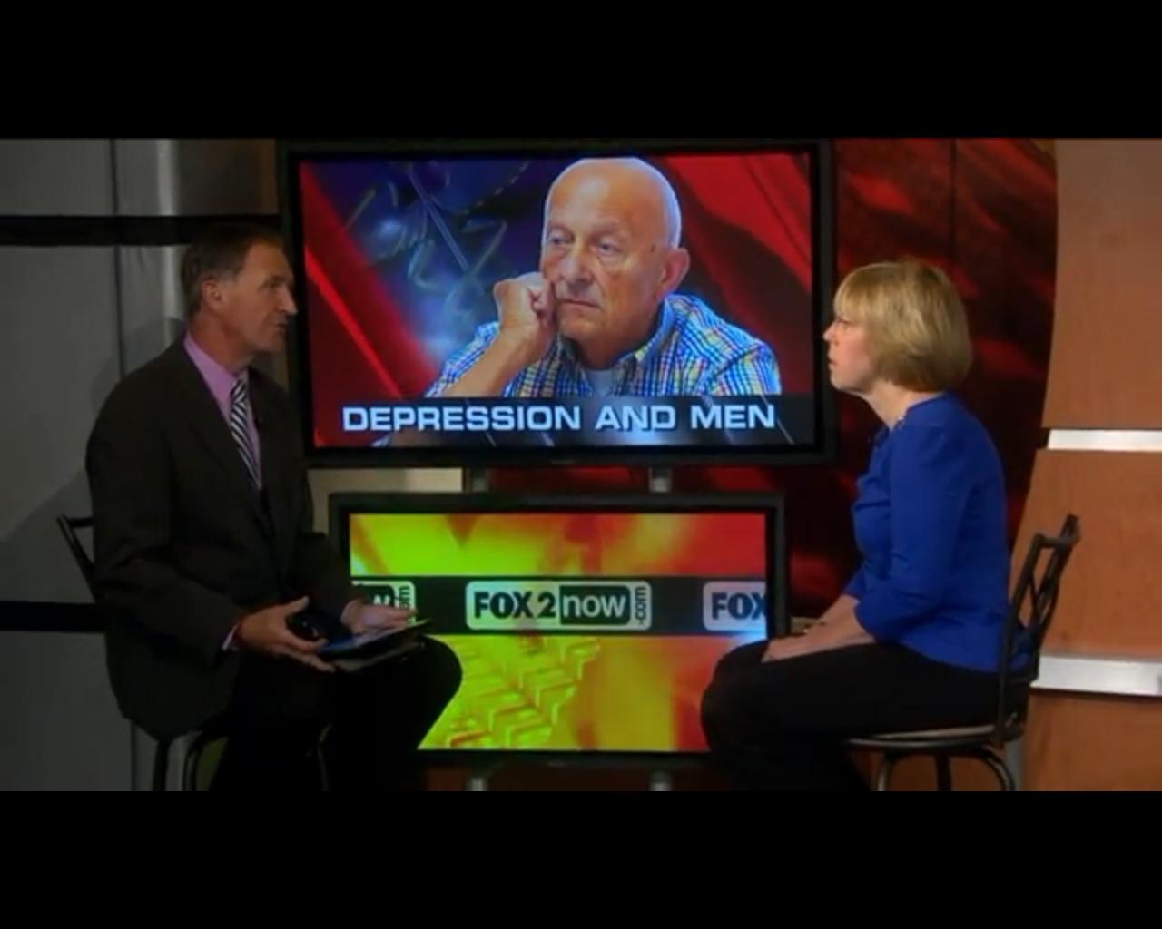 MIMH's Liz Sale Interviewed by Fox 2 News