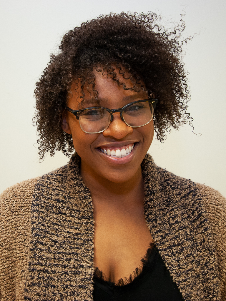 Headshot of Richardson, Kori M.